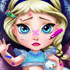 Frozen Baby Elsa Injured